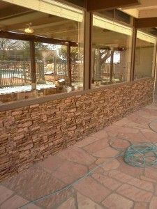 Whether remodeling your home or business in the dry desert or frozen north, faux stone veneer offers unmatched durability and beauty.
