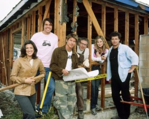 Faux Wood Beams joins Ty Pennington and the rest of the Extreme Makeover: Home Edition crew to rebuild 7 homes devastated by tornadoes in Joplin, MO