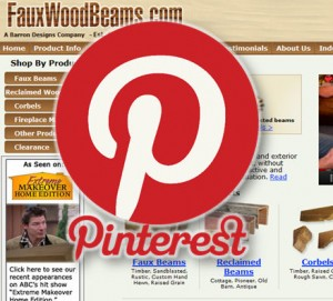 Faux wood beams on Pinterest shares our inspirations, tv appearances, design ideas, customer photos and more.