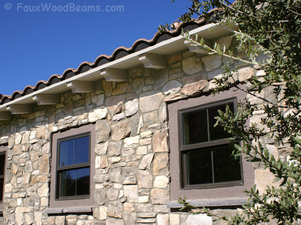 Rafter tail designs are an easy way to upgrade the appeal of your home.