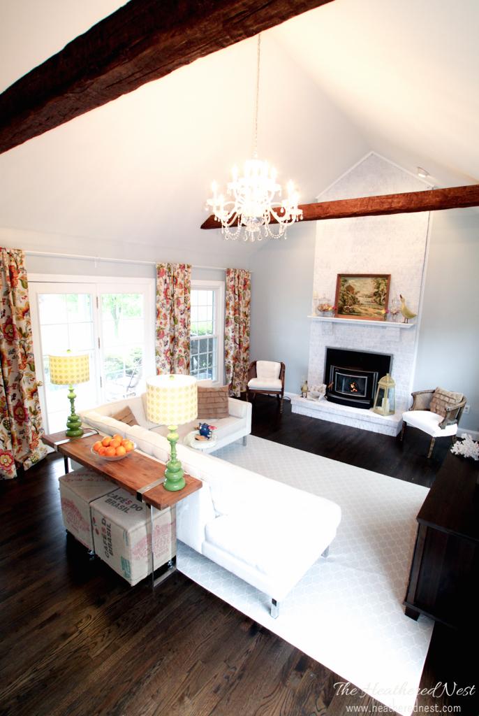 Living Room Decor Transformed By A Diy Design Blogger Barron Designs